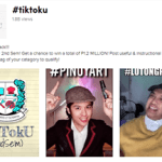 Learning is trending on #TikTokU - 18B views and counting!