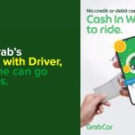 Grab pushes for cashless payment adoption for public transportation through Cash-in With Driver Feature