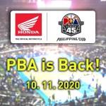 Honda continues PBA sponsorship as 2020 Season resumes