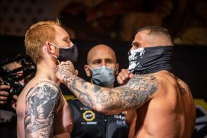 Oktagon 17 Fight Card: Karlos Vemola Returns