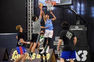 All system go for Chooks 3×3 'bubble' President's Cup