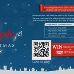 Beko sends love and treats shoppers with an exciting holiday promo