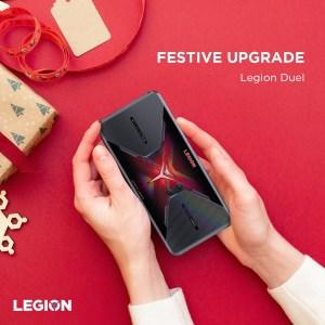 Lenovo Legion drops new normal holiday gaming gift guide