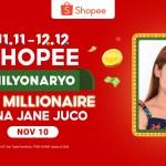 Shopee Milyonaryo second P1M winner is a pregnant mom from San Fernando, Pampanga