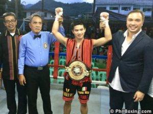 Ifugao boxing prospect Martin eyes stint in Cebu's second boxing bubble
