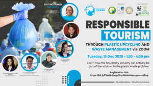 DOT launches webinar training on Reducing Single-use Plastics for hospitality sector