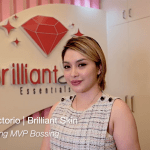 Aspiring MVP Bossing Glenda Victorio of Brilliant Skin Essentials rises from crisis and thrives