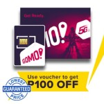 GOMO Brand Day offers shop vouchers on January 10