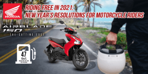 Riding free in 2021: New Year's Resolutions for motorcycle riders