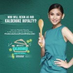 Popstar Royalty Sarah Geronimo crowns first Phoenix Super LPG Kalderoke Royalty Grand Winner
