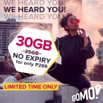 GOMO makes data more awesome with new limited time offer