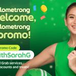 Grab, Sarah Geronimo team up to provide everyday value to more Filipinos