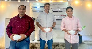Pure Air Everywhere with LG PuriCare Wearable Air Purifier and new line of Air Conditioners bringing UVnano tech to the Philippines