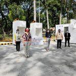 "CDC, Provincial Gov't of Pampanga, JBLMGH launch ""Swab & Go"" facility in Clark"