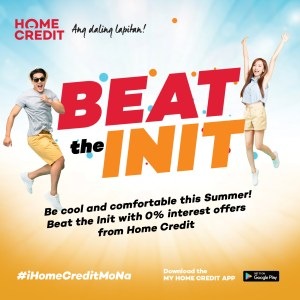 BEAT the INIT: Here are 4 top HOME CREDIT tips when buying AC