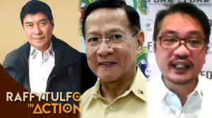 Raffy Tulfo slams Duque and Domingo; asked them to resign