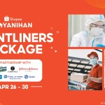 Shopee Brings Back Shopee Bayanihan: Frontliners Package to further strengthen its support for all frontliners