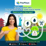 PayMaya opens gov't payments, financial services for OFWs and Filipinos abroad