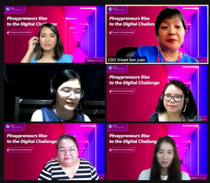 Globe myBusiness celebrates Pinaypreneurs' digital innovation and resilience with twin campaigns on Women's Month