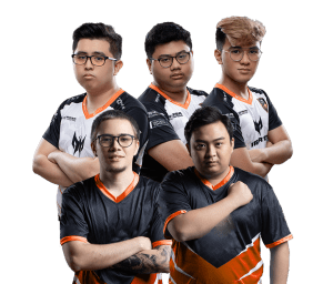 TNC Predator, GPS Ghibli, DWG-KIA, and 496 Gaming headline Day Two of the Asia-Pacific Predator League 2020/21 Grand Final