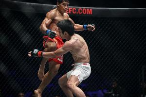 PART 3: Folayang vs Aoki in ONE on TNT