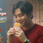 Joshua Garcia stars in beefy new Jollibee Yumburger commercial