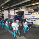 Muntinlupa government opens vaccination center with Filinvest