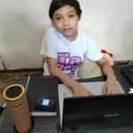 Marikina Grade 6 student thrives, leaning on Smart Bro LTE Pocket WiFi