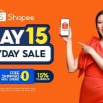 Shopee and Alex Gonzaga make Akinse Shopping more fun, rewarding, and worthwhile at Shopee 5.15 Payday Sale