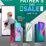 Infinix Father's Day Sale (June 19-20): Up to P2k discount on your favorite models