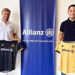 Allianz PNB Life teams up with United City Football Club