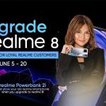 realme rolls out 'Upgrade to realme 8' bundle promo, discounted after-sales services this month