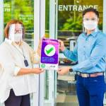 SM Center Pulilan receives PH's Official Safety Seal