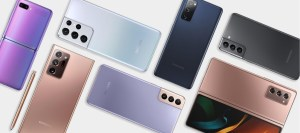 Upgrade to the latest Galaxy S21 Series 5G and other flagship smartphones with Samsung's exclusive promos