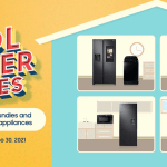 Last call promo! Get amazing home appliance deals with Samsung's Cool Summer Bundles