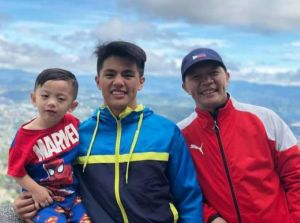 Mark Sangiao excited, confident as son Jhanlo signs with ONE