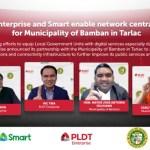 PLDT Enterprise powers hotline and connectivity of Bamban, Tarlac