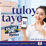Globe Business to boost online sales of businesses through Saludo SMEs Digistore