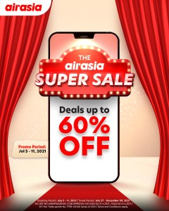 airasia Super Sale returns with more deals for everyone