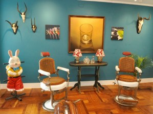 Conversation starters: Evocative paintings, iconic furniture, and more at the Tercero auction