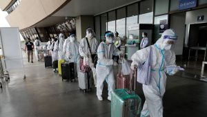 Philippine Government sets travel ban to foreigners arriving from Malaysia, Thailand