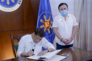 PRRD promises additional incentives to Olympic medalists – Sen. Go