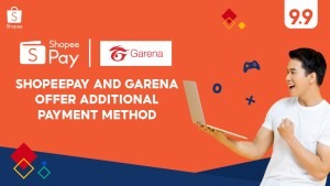 Garena users can now enjoy seamless in-game payments for League of Legends, Call of Duty, and Arena of Valor with ShopeePay