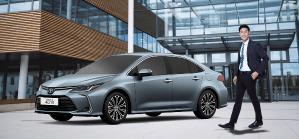 Meet the new breed of the iconic Toyota Corolla