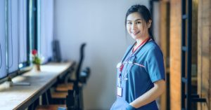 UK needs 90,000 registered nurses and healthcare workers