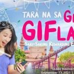 Globe takes you to GIFLand