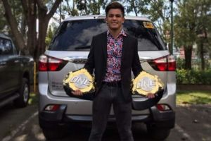 Filipino MMA prodigy Jhanlo Sangiao can't wait for ONE debut: 'I am a hungry warrior'