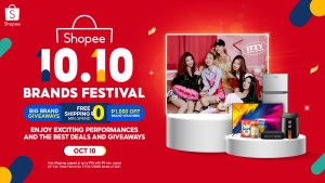 10 Exciting things to look forward to at 10.10 Brands Festival, Shopee's biggest brands sale of the year