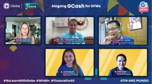 OFWs support their families during the pandemic via GCash