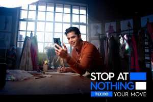 TECNO Mobile launches its new #StopAtNothing campaign
